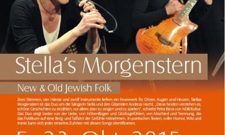 Stellas Morgenstern – New & Old Jewish Folk im Museum im Kellerweg