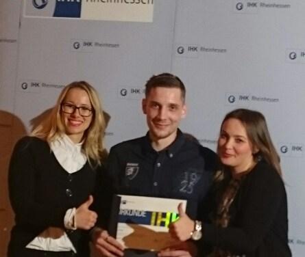 """Top-Ergebnis für BaE-Azubis:  Vom Obdachlosen zum """"Besten der Besten"""""""
