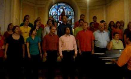 """Pop- und Gospelkonzert des Niersteiner Harmonia-Popchores """"mitten-drin!"""""""