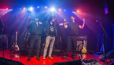 Judas Priest Tribute-Band und Hammersmith in Nierstein