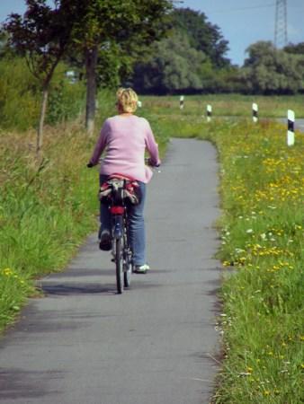 Radwege in Rheinhessen werden ausgebaut. (Symbolbild: stock:xchng)