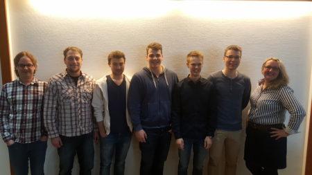 Jusos Nieder-Olm wählen neuen Vorstand