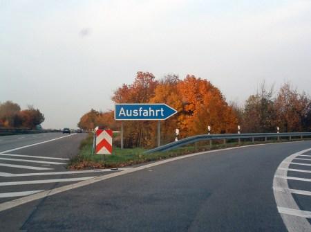 Vollsperrung der A61. (Symbolbild: stock:xchng/Stefan Vogt)