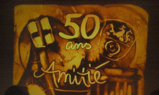 50 Jahre Jumelage Dorn-Dürkheim – Fontaine-Francaise