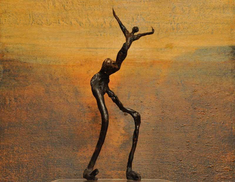 Amador Vallina stellt im Kunstverein Ingelheim aus