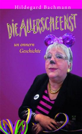 Hildegard Bachmann ist Stammgast bei der Lesereihe des Leinpfad-Verlages. (Bild: Leinpfad-Verlag)