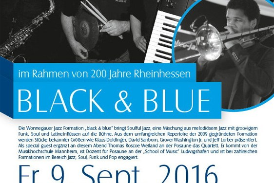 Soulful Jazz im Guntersblumer Kleinkunstkeller