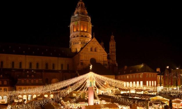 Weihnachtsmarkt Mainz – Heute ist die feierliche Eröffnung