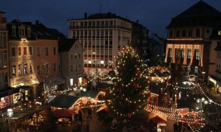 Weihnachtsmarkt Worms – Adventszeit in der Nibelungenstadt