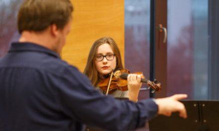 Musikalische Wettbewerbsstimmung in Mainz