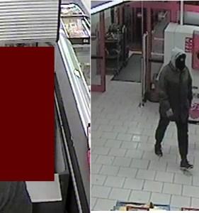 Überfälle auf Supermärkte – Polizei sucht immer noch Zeugen