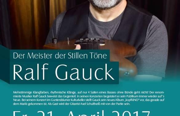 Ralf Gauck – Der Meister der Stillen Töne