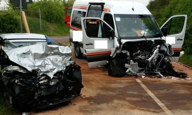 Tödlicher Verkehrsunfall bei Worms