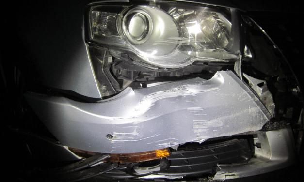Alkoholisierter Fahrer verursacht Verkehrsunfall