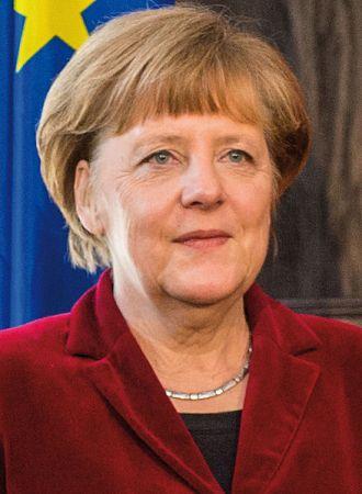 Bundeskanzlerin Angela Merkel (Foto: Wikipedia/Müller / MSC)