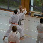 Der Karate National-Coach ist Gast-Trainer in Stadecken-Elsheim