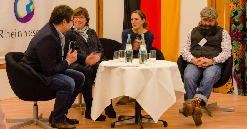 24. WeinMarketingtag Rheinland-Pfalz: Erfolgsfaktor Mensch – die Winzerpersönlichkeit im Fokus des Marketing