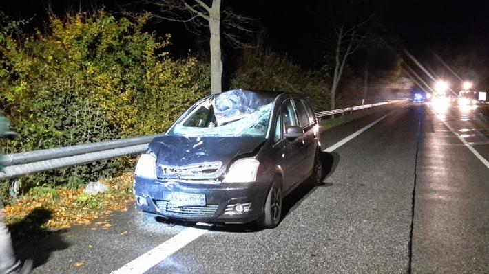 Tödlicher Unfall bei Mettenheim
