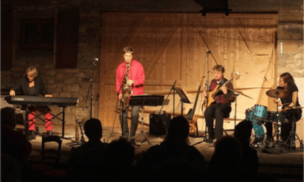 """""""Melodic Modern Jazz"""" mit  OFF TIME CONNECTION"""