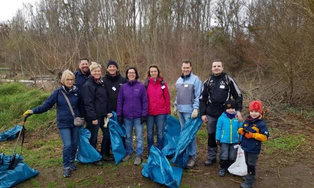 """""""Wir für Oppenheim"""" ist bei Aktion sauberes Wäldchen dabei"""