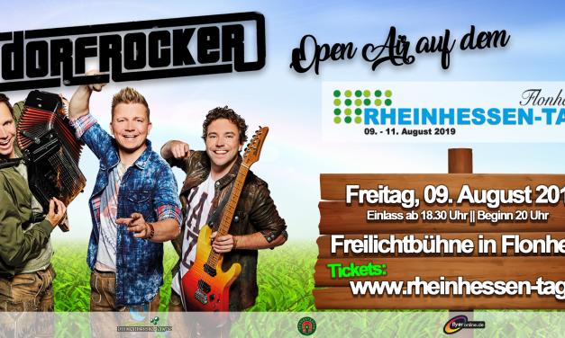 Rheinhessen-Tag 2019 in Flonheim