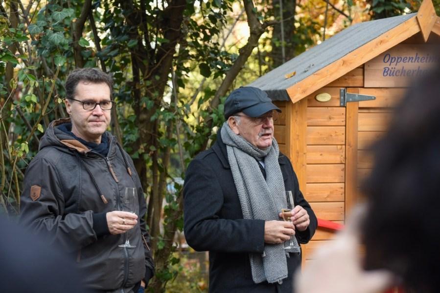 WfO weiht Bücherhaus in Oppenheim ein 6