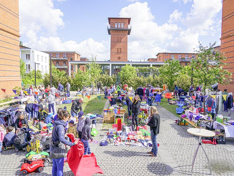 WiR – Wohnen in der Rummelsburger Bucht Nachbarschaftsverein – Frühlingsflohmarkt-2019_00011