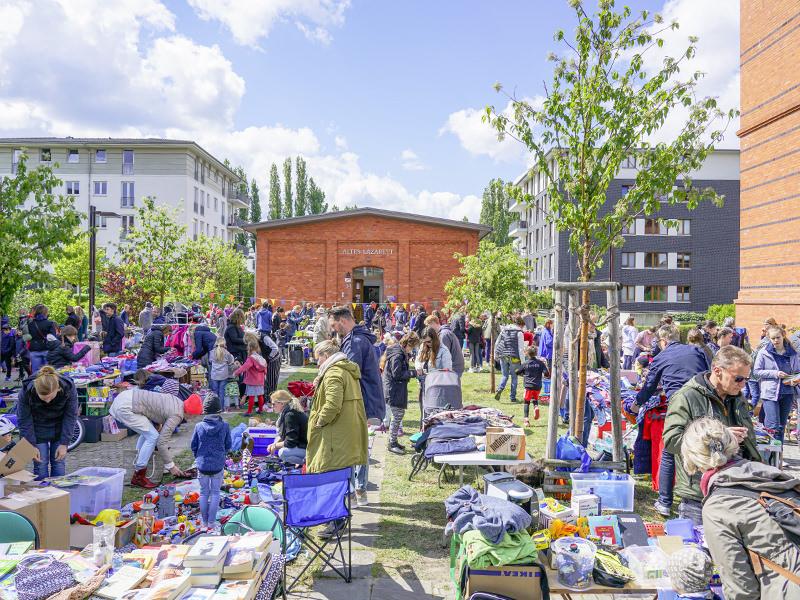 WiR – Wohnen in der Rummelsburger Bucht Nachbarschaftsverein – Frühlingsflohmarkt-2019_00018