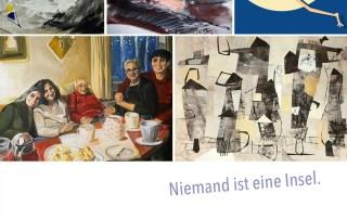WiR – Wohnen in der Rummelsburger Bucht Nachbarschaftsverein – Niemand ist eine Insel_Ausstellung_200904