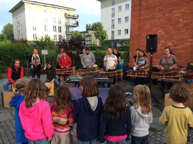 WiR – Wohnen in der Rummelsburger Bucht Nachbarschaftsverein – WM Studio 2014