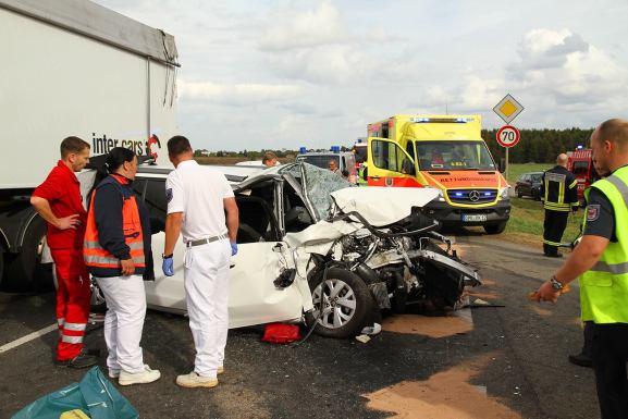 Unfall Wittstock Heute