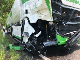 Unfall B198 Heute