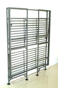 easy quicktype folding shelving house way furniture wire products