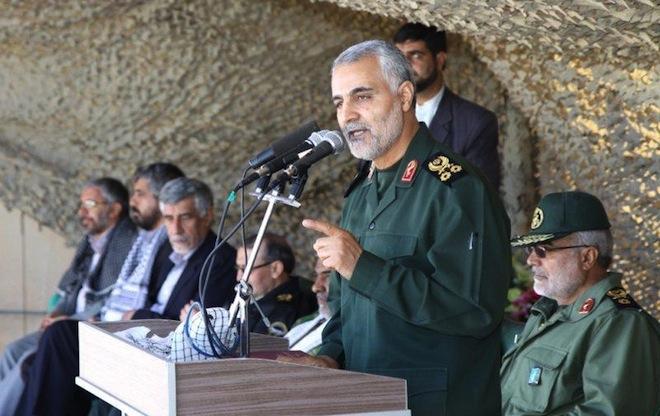 El general Qasem Soleimani