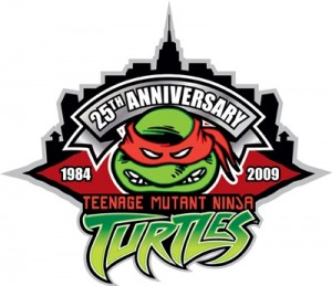 TMNT 25th Anniversary