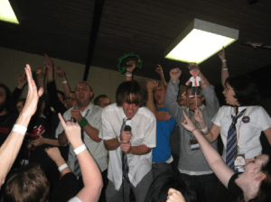 Draco and the Malfoys get evil at Wrockstock