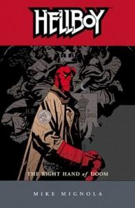 Hellboy by Mike Mignola. Image: Hellboy.com