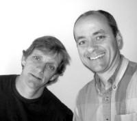 Bob Holt & Mike Adair; Photo © Hallmark Cards, Inc.