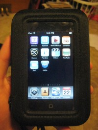 iPod touch, Walkman-style