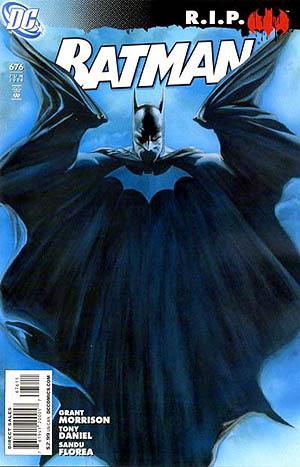 Batman R.I.P. by D.C. Comics