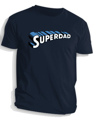 SuperDad t-shirt from TeeFury