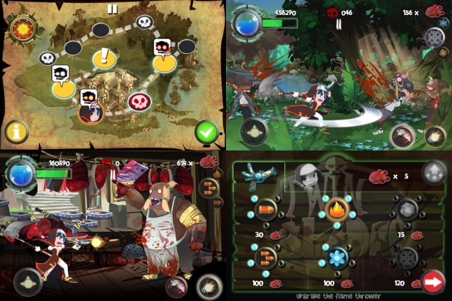 Twin Blades Screenshots