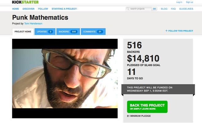 Punk Mathematics