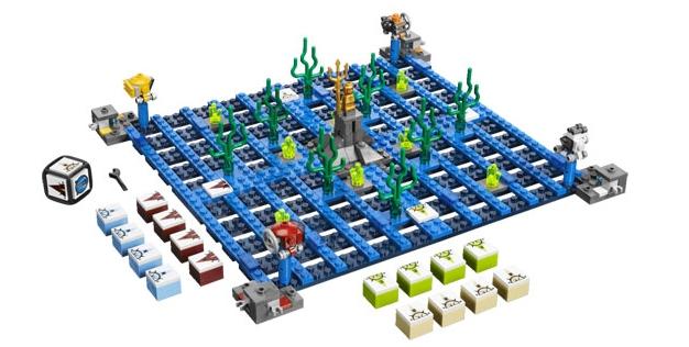 Atlantis Treasure (image: lego.com)