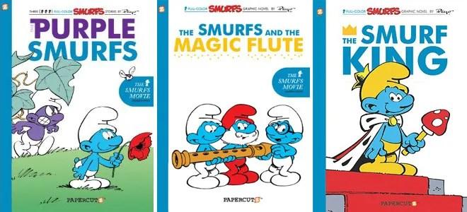 The Smurfs Comics