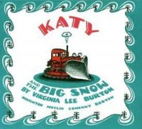 Katy and the Big Snow by Virginia Lee Burton