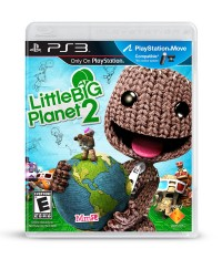 Little Big Planet 2 box