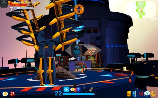 Lego Universe Starbase 3001