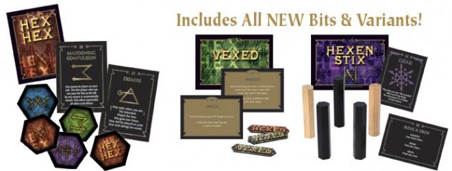 Hex Hex XL contents