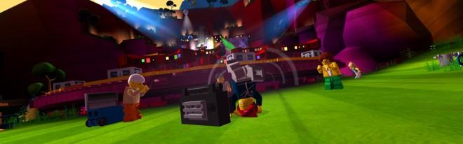 Lego Universe boombox